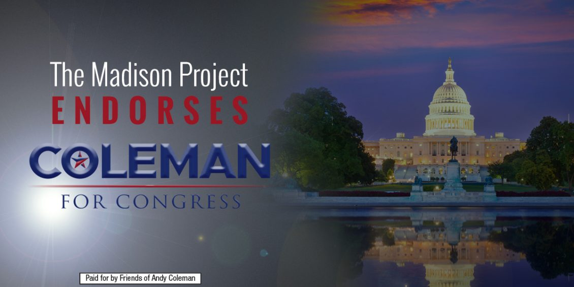 madison project endorses Andy Coleman